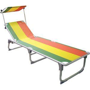 Раскладушка-лежак Adrenalin Relax & Sleep